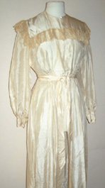 1930s dressing gown