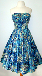 alfred shaheen dress