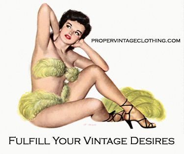 Vintage Clothes and Accessories Online - Men's & Women's Vintage Clothing at Love Miss Daisy
